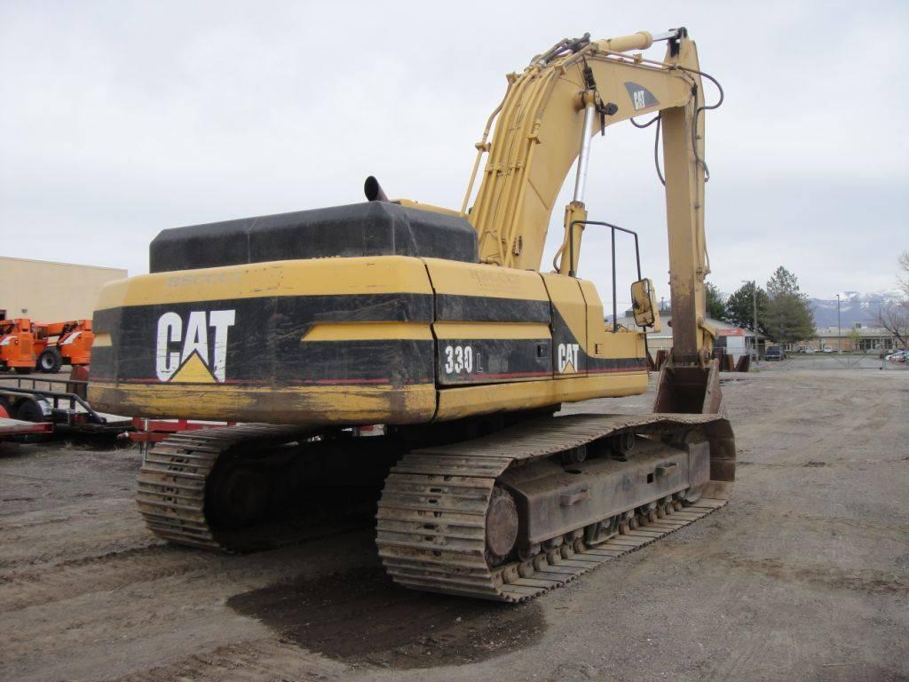 Used Excavator 330L