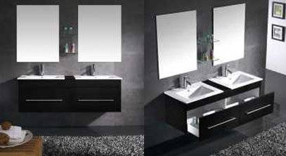 Cheap Hot Sale Europe Style MFC Bathroom Furniture with Good Quality-BC1400
