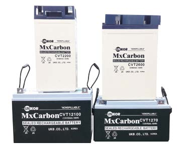 VRLA Sealed Maintenance Free Carbon Battery