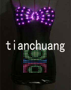 Sexy Party  LED Light Costumes