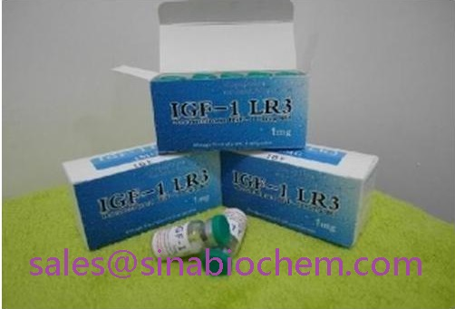 Real igf 1 lr3 / igf1 lr3 suppliers manufacturers
