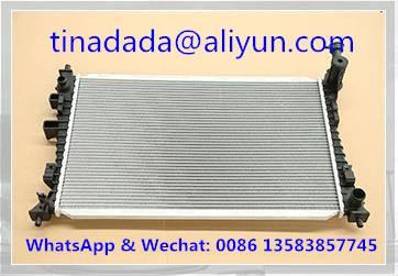 High quality auto car radiator for FOX
