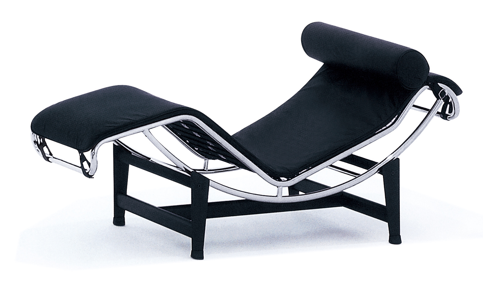 SHIMING FURNITURE MS-3102 Black chaise lounge chair
