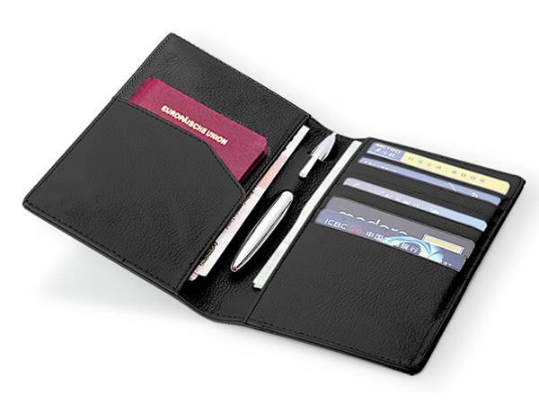 PH91 Premium Leather Passport Holder