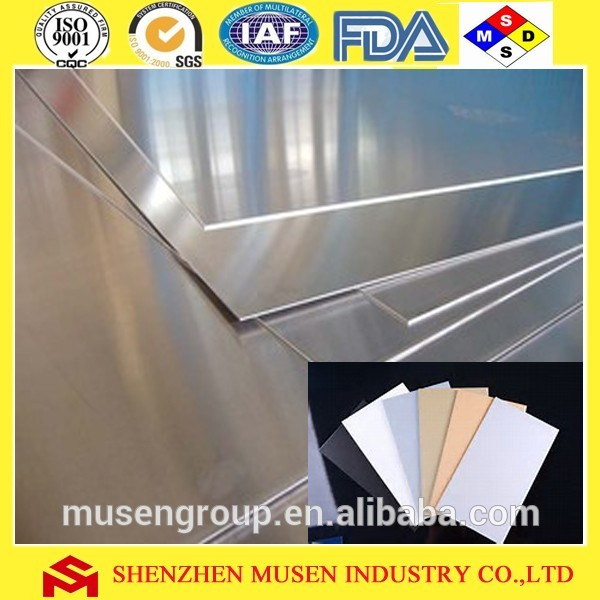 1050/1060 Aluminum Sheet /Aluminum Plate with best correction resistance