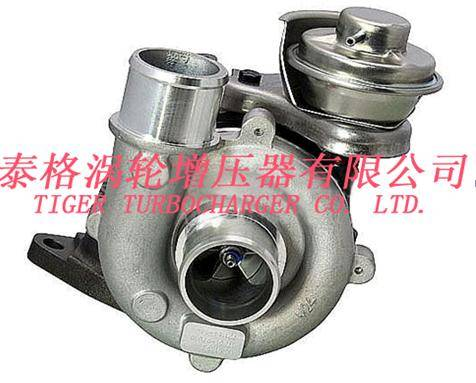 high quality of turbocharger 17201-27040 for Toyota