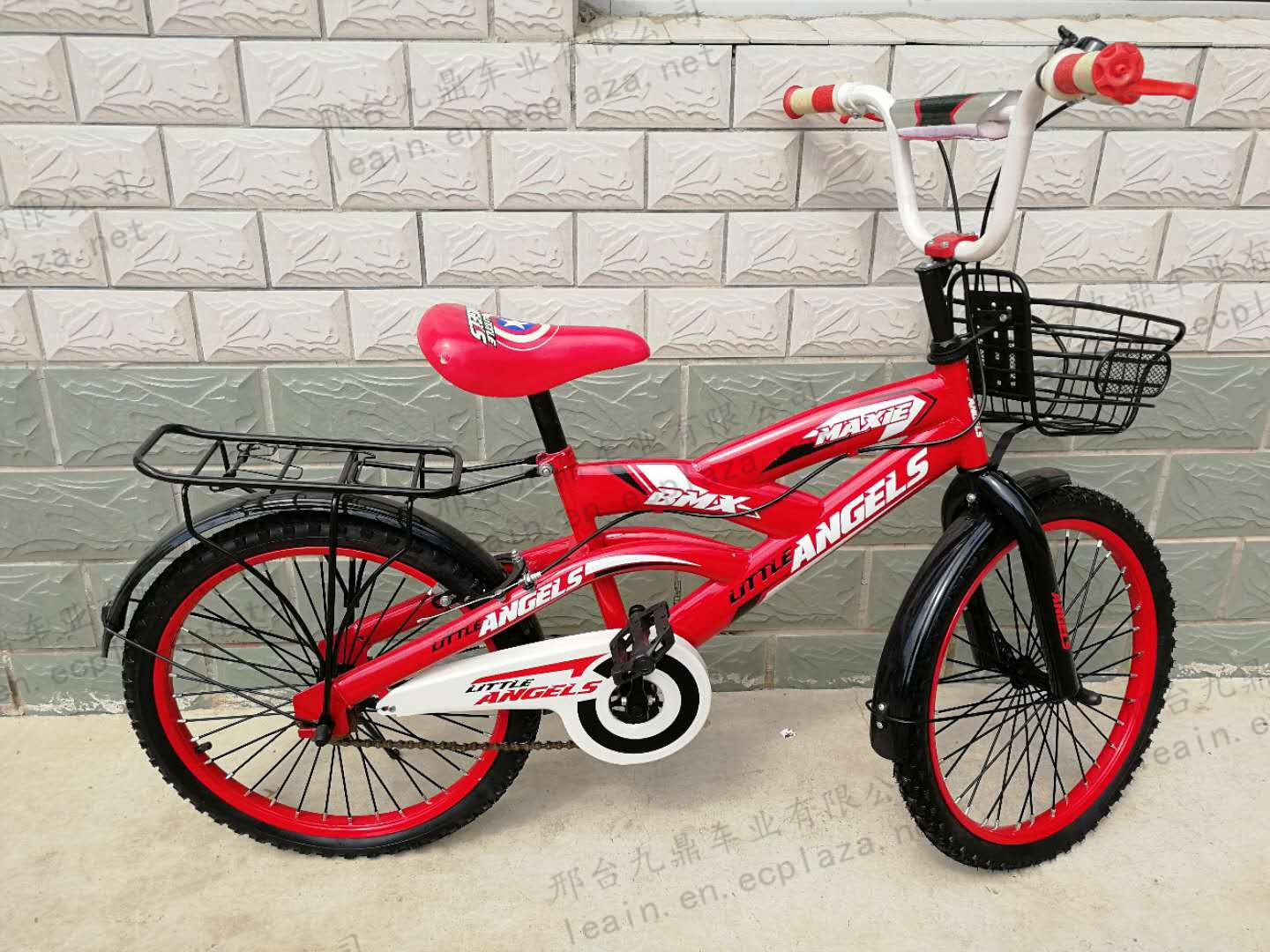 High quality strong frame kids bike/angel series children bicycle/factory wholesale price-jd55