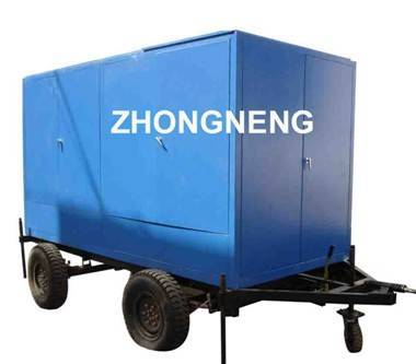 Mobile Type Transformer Oil Purifier Series ZYD-M