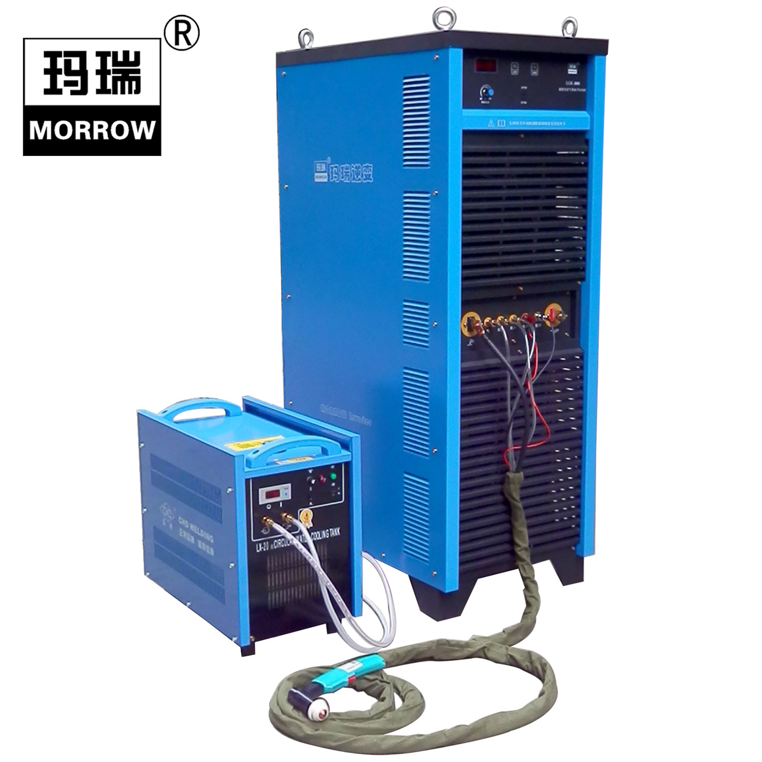 Inverter IGBT Air Plasma Cutting Machine with Water Cooling (CUT-800)
