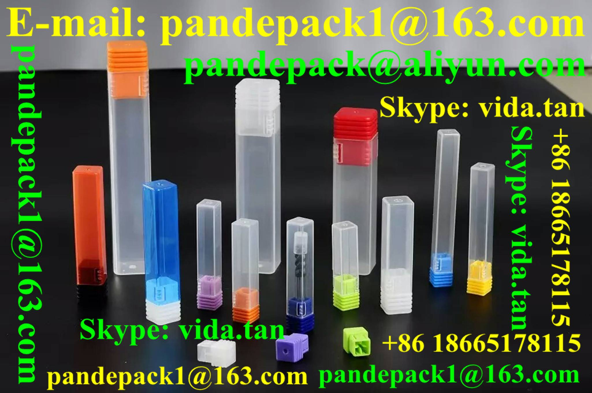 Sell TopPack/TopPack FoldBack/Rectangular/CNC Cutting Tool Pack/Box/Package/Plastic box/package/pack