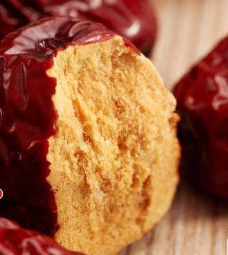 dried fruit red date delicacy healthy recipes