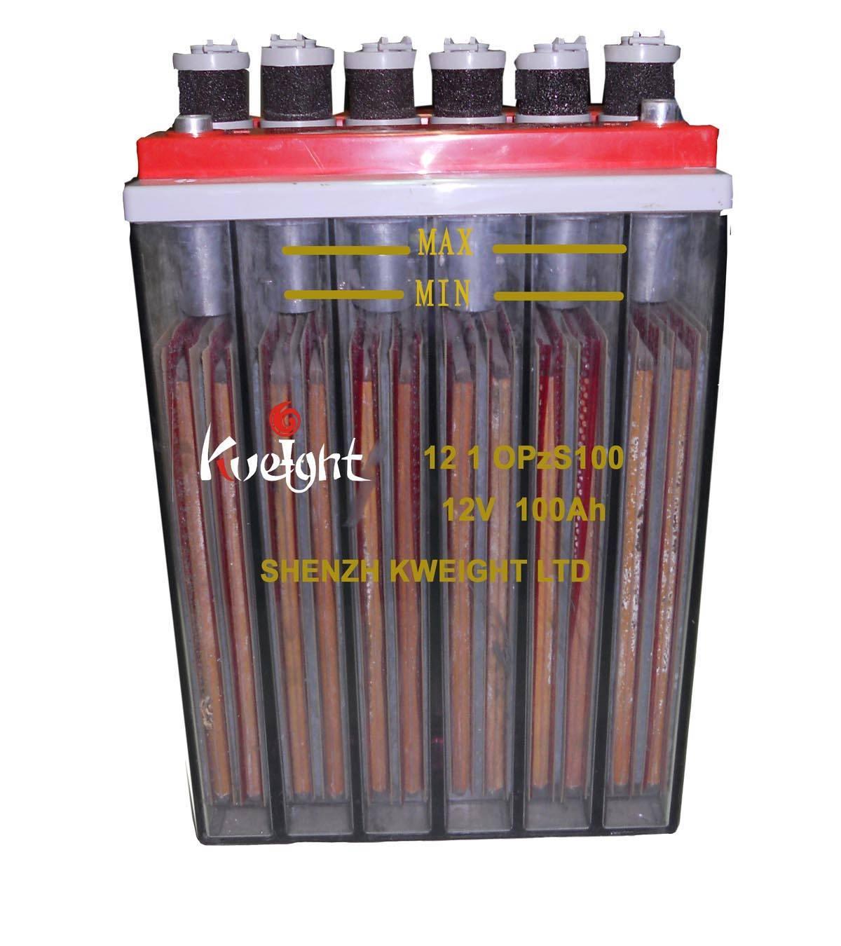 OPzS battery 12V 100Ah