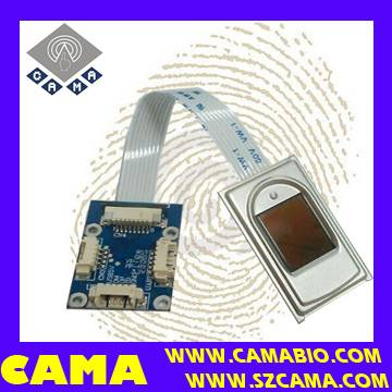 Widely used biometric capacitive fingerprint sensor module