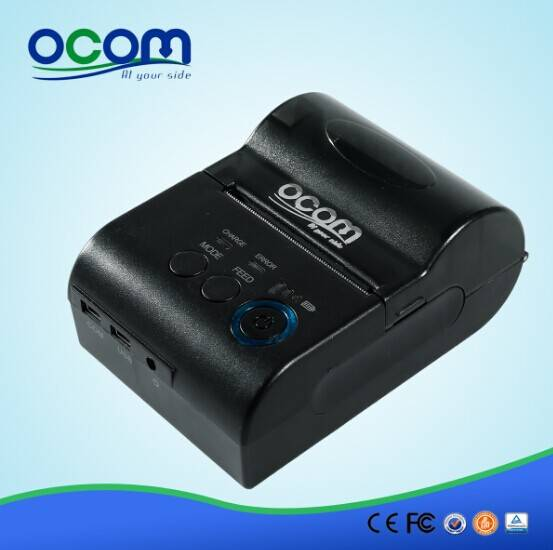 Portable Android Bluetooth Thermal Printer OCPP-M03