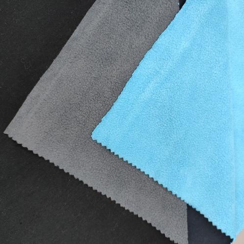 Waterproof thermal softshell fabric