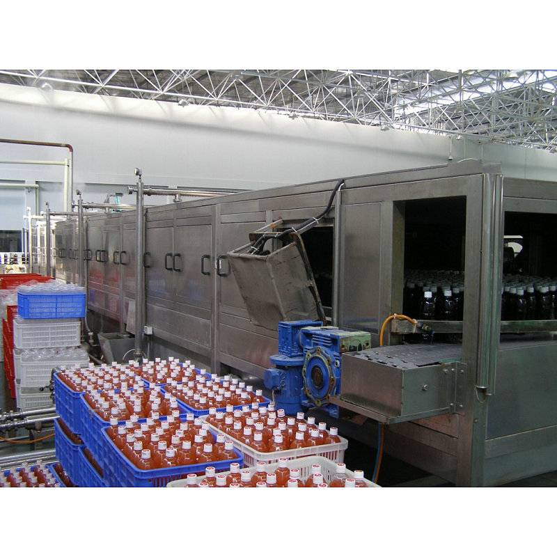 spray and cooling machine