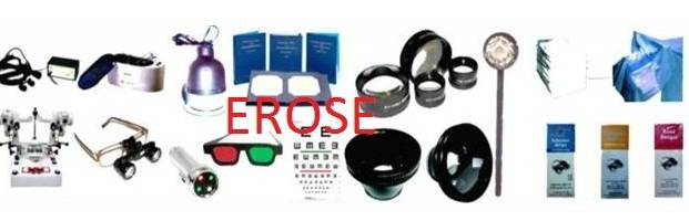 Ophthalmic Instruments