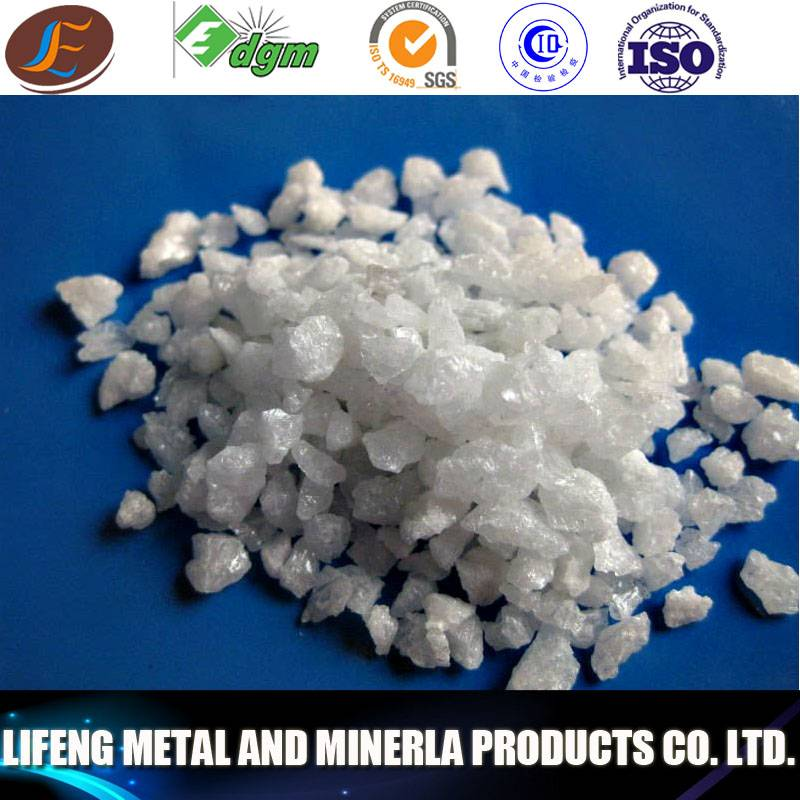 White Fused Alumina Manufacturer from China