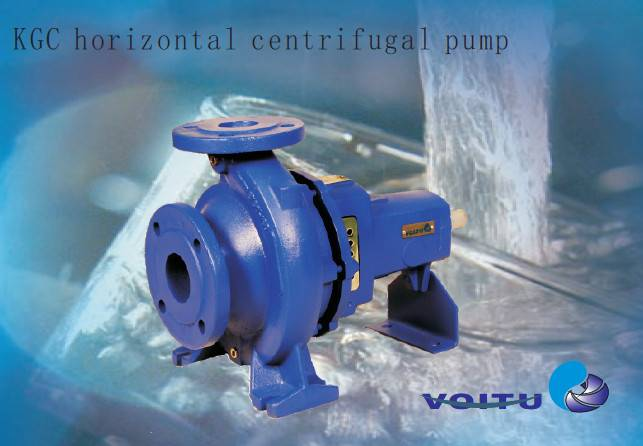 Water treatment pump