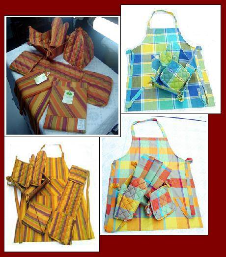 Kitchen Sets - Kitchen Towel,Table Cover,Aprons & Mittens