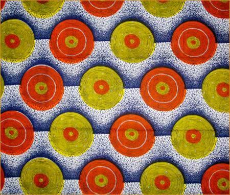 Veritable Hollandais wax prints (Real Wax fabric)