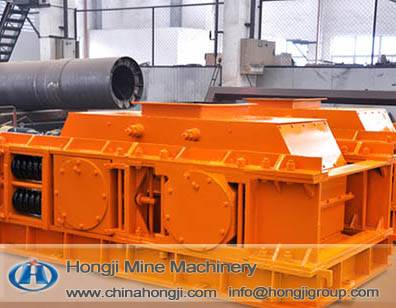 Fine coal,stone,ore double roller crusher
