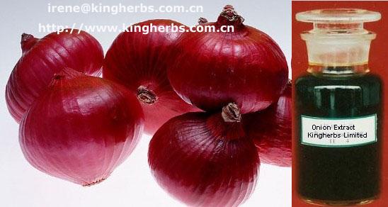 Onion Extract;:2%-95% Quercetin;5%-30% Rutin;30% Spiraeoside,