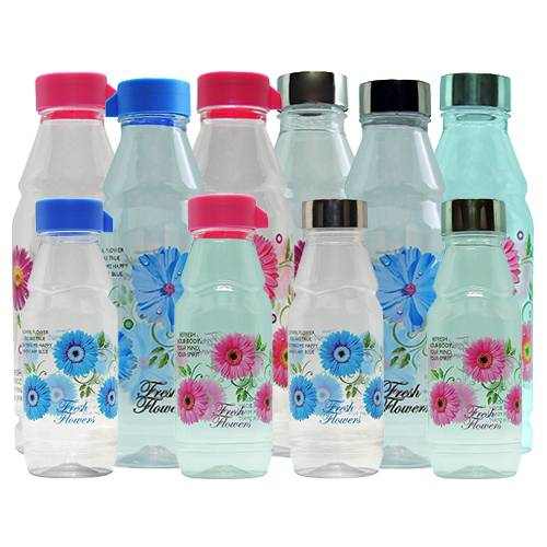 Rose Fridge Bottle