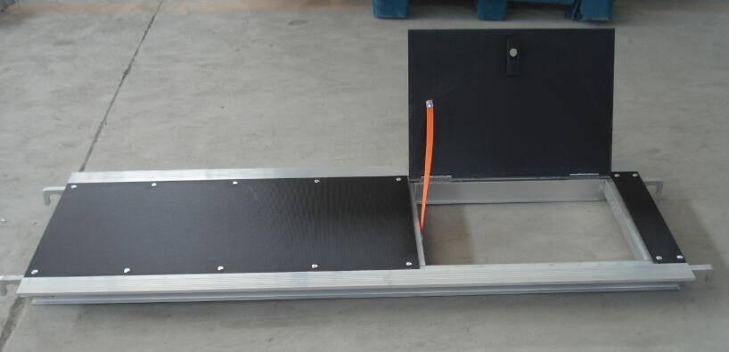 Yangzhou Synergy Aluminium Scaffolding Aluminium Platform with Hatch