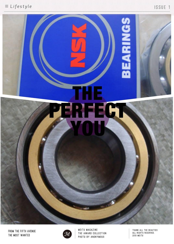Angular contact ball bearing NSK