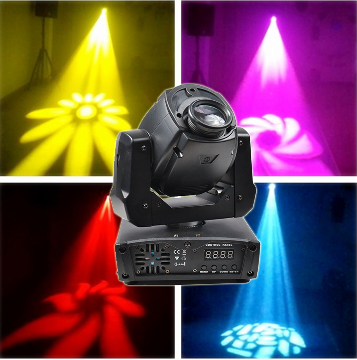 Hot Disco 30W Beam Spot LED Stage Moving Head Light