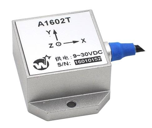 LOW COST TRIAXIAL ACCELEROMETER A1600T