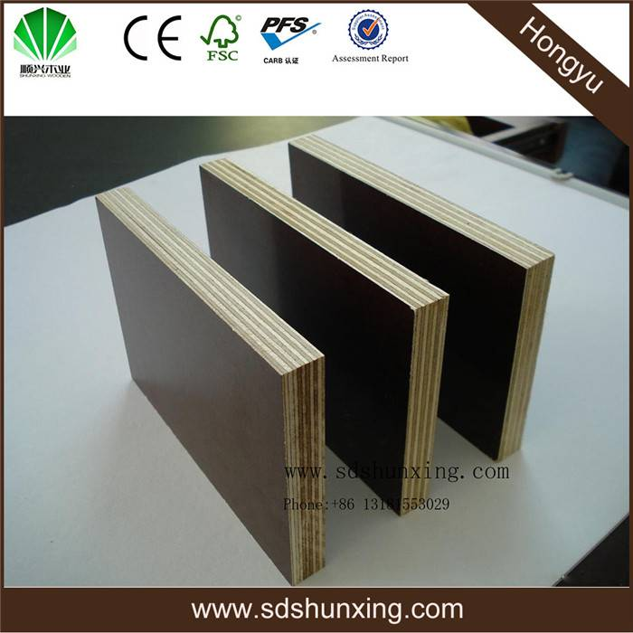 free samples film faced shutter plywood