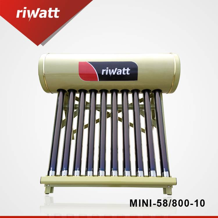 50L mini solar water heater