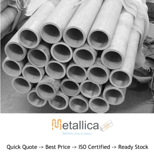 High Pressure Stainless Steel Pipes