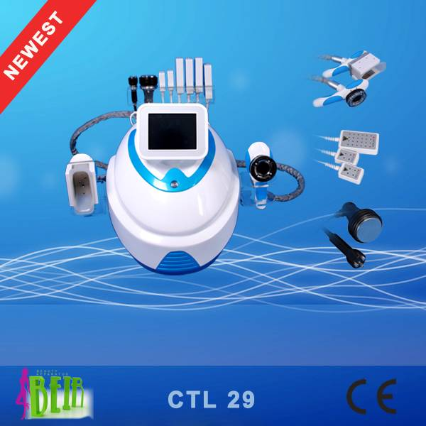 2016 Beir Cryolipolysis+lipolaser+cavitation+RF multifunctional body slimming machine CTL29