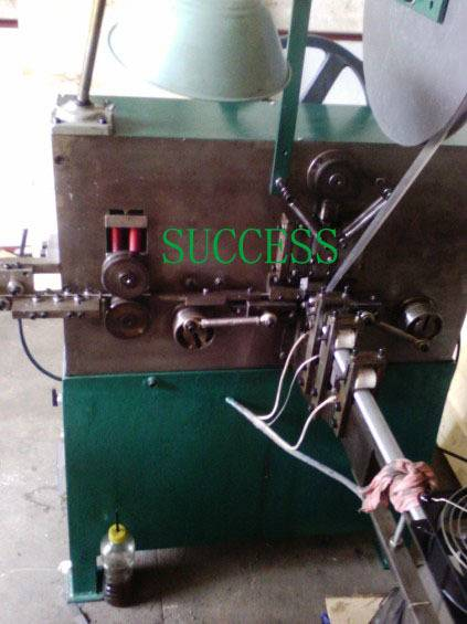 C24/C17 automatic c-clip machine(automatic c-ring making machine)