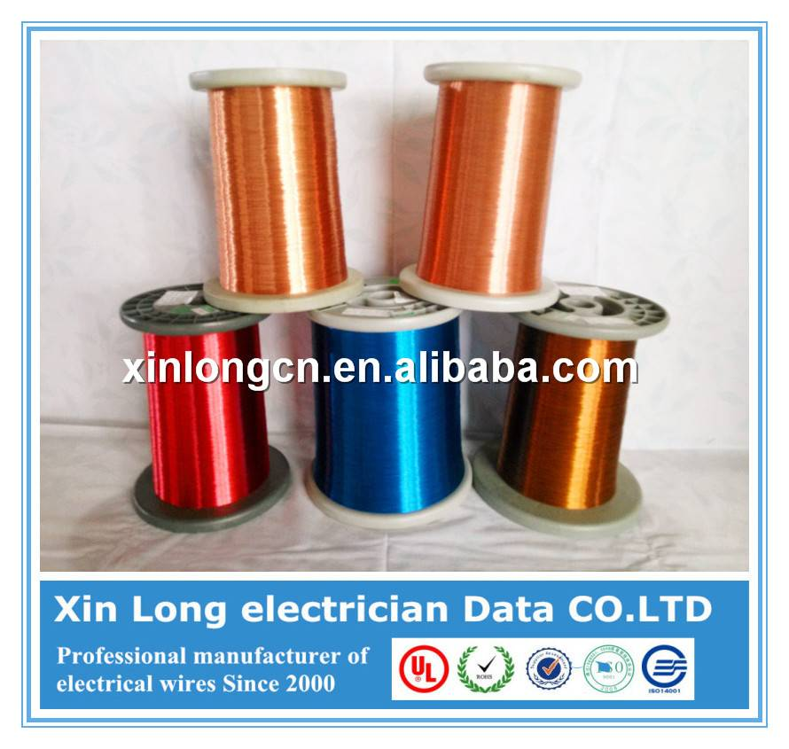 Factory Price Enameled Type Motor Winding Super Enamelled Copper Wire