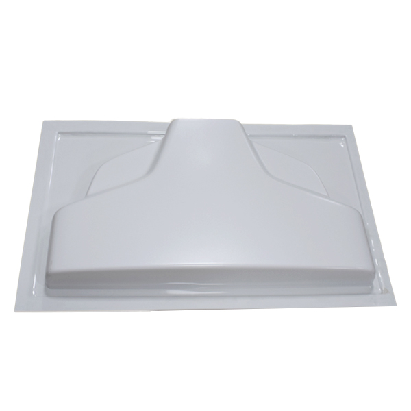 Vacuum Forming Plastic Shell for Medical Protect Cover