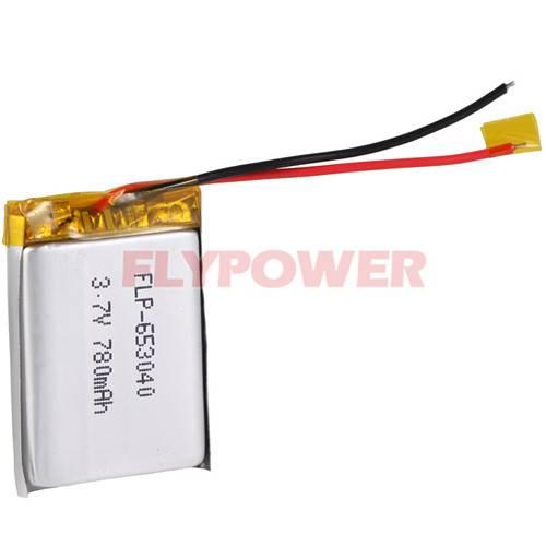 Lithium Battery 3.7V 2800mAh Rechageable Battery Pack