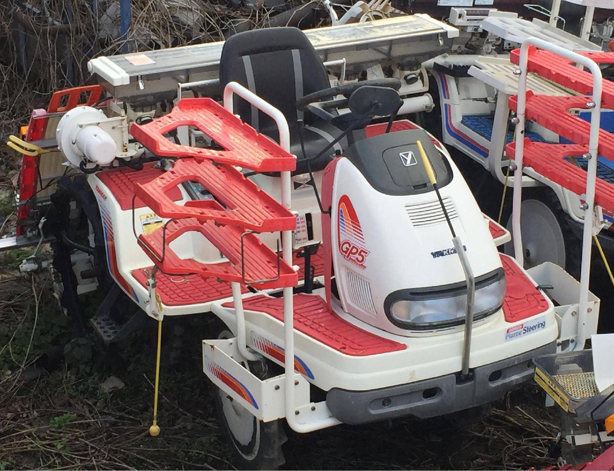 Used Seeder Yanmar GP5 Unit 1