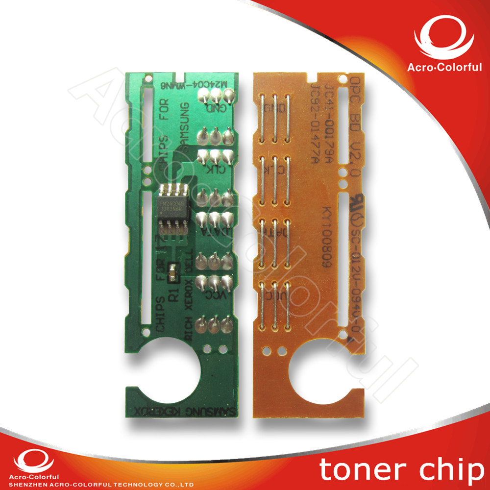 Compatible for Ricoh 200 toner reset chip used in mono monochrom laser printer or copier