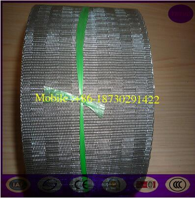 152x30 mesh Automatic stainless steel filter belt for PP woven and mesh bags filter belt