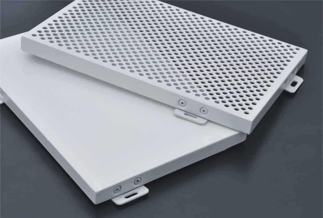 2.5mm Aluminum Panel