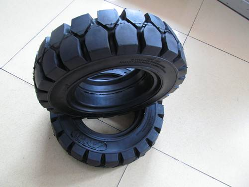 ANair Solid Tire 15x4 1/2-8, for Forklift and other industrial
