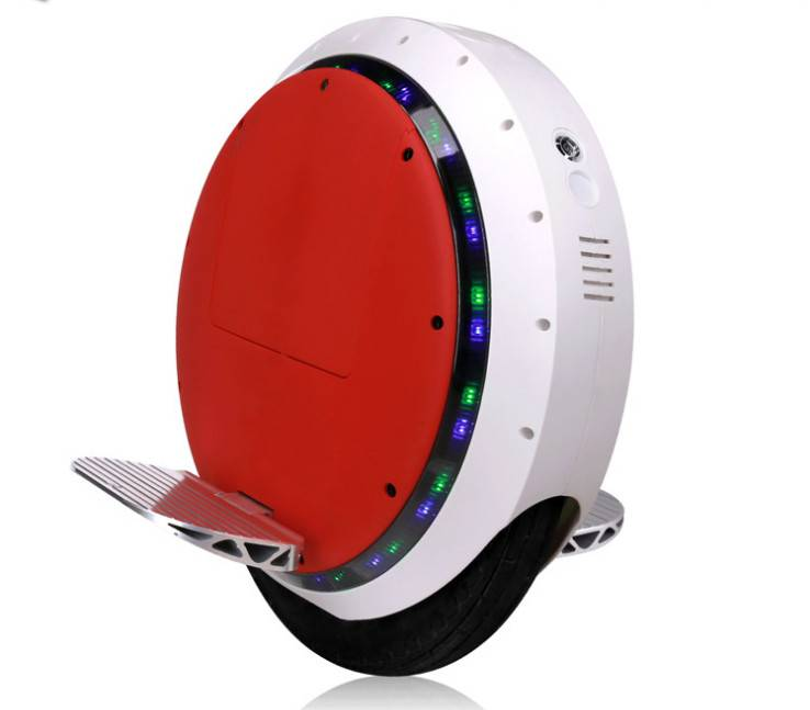 2015 Model 174wh Self Balance Scooter Electric Balance Unicycle with Lights System and Bluetooth Lou