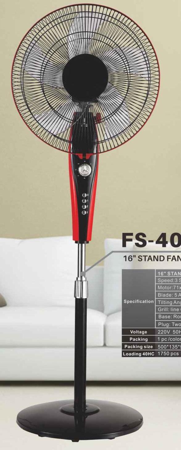 """16""""Stand Fan(FS-40-334)"""