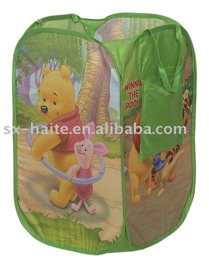 Winnie the Pooh  pop up laundry baskets