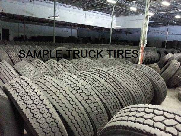 Used Tire Wholesale