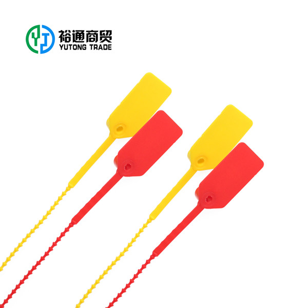 New design fire extinguisher pull tight plastic seals lock manufacturer in China